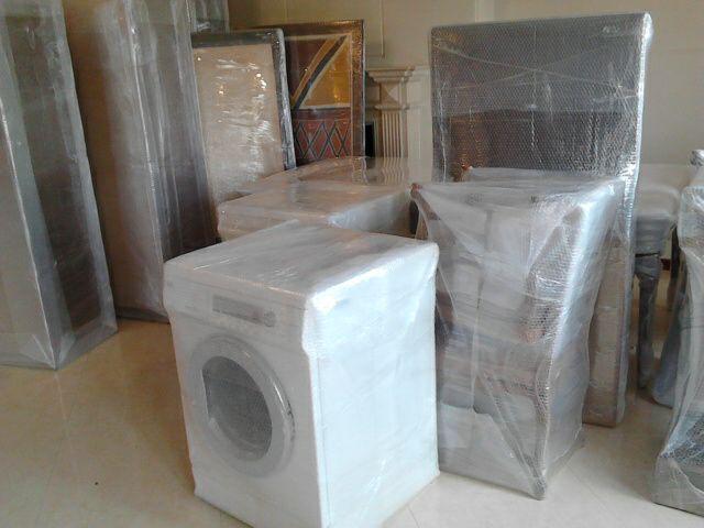 بسته بندی اثاثیه منزل سعادت آباد